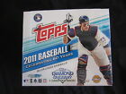 2011 TOPPS BASEBALL SERIES 2 HOBBY JUMBO BOX. 60TH ANNIVERSARY SEALED 36 PACKS
