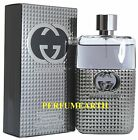 GUCCI GUILTY (STUD LIMITED EDITION) BY GUCCI 3.0oz EDT SPRAY FOR MEN NEW IN BOX