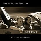 Devin & Erin Aas Rice - Arrival [CD New]