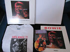 David Bowie Santa Monica '72 UK CD in Box with Photo Book T-Shirt Glam Rock