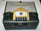 Vintage Knight Portable Reel to Reel Tape Recorder Model 96-485 with Speaker