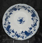 Fine China of Japan * Royal Meissen * ROUND SERVING BOWL * Blue