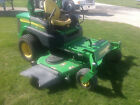 2005 John Deere 997 ZTRAK Zero Turn 72 Front Deck Diesel + Roll Bar 582 Hours