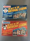 1990 Donruss Best of American & National League 2 Sealed Boxes of Baseball Cards