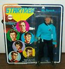 1974 MEGO STAR TREK MR SPOCK FACTORY SEALED ORIGINAL PACKAGE sw 827