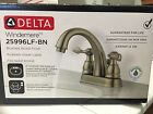 DELTA 25996LF-BN WINDMERE CENTERSET FAUCET - BRUSHED NICKEL