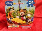 Disney Mickey Mouse Clubhouse Jigsaw Puzzle 24 Piece NEW Sealed Goofy On Farm