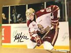 Daniil Miromanov SIGNED 4x6 photo ACADIE BATHURST TITAN