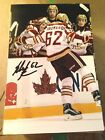 Daniil Miromanov SIGNED 4x6 photo ACADIE BATHURST TITAN #2