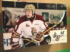Vladimir Kuznetsov SIGNED 4x6 photo ACADIE BATHURST TITAN