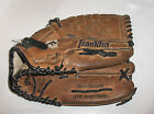 Franklin Left Hand Leather Glove Mitt Baseball/Softball 12 1/2
