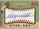 Billy Williams - 2013 America's Pastime Between the Seams Autograph 3 3