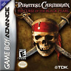 Pirates of the Caribbean Game Good Game Boy Advance Video Games