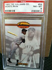 1993 Ted Williams CO. # 54 Monte Irvin PSA Graded 8