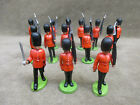 Lot Of 14 Britains Plastic Toy Soldiers Hong Kong