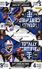 2014 Panini Totally Certified Football Hobby Factory Sealed 6 Box Lot