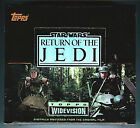 Star Wars Topps Return of the Jedi Widevision Trading Card Box 1995 New FS