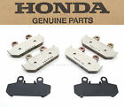 New Honda Front Brake Pads Pad Set 1990-2000 GL 1500 A I SE Gold Wing OEM #K89