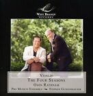 Odin Rathnam - Vivaldi-The Four Seasons [CD New]