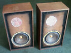 Vintage Sequential Numbered KLH Henry Kloss Model Thirty Two Speakers