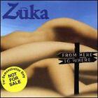 Zuka - From Here to Where [New CD]