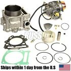 Yamaha Rhino 660 686cc 102mm Big Bore Cylinder Piston Carburetor Set 2004-2007