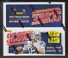 2016 Score Football sealed retail box 24 packs of 12 cards