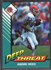 1993  ANDRE REED - Kenner Starting Lineup Card - Buffalo Bills - (color)