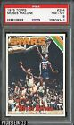 1975 Topps Basketball #254 Moses Malone HOF Stars RC Rookie PSA 8 NM-MT