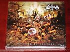Sodom: Epitome Of Torture Limited Edition CD 2013 Bonus Tks + Poster Digipak NEW