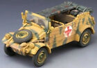 THOMAS GUNN WW2 GERMAN DAK SS023B MEDICAL KUBELWAGEN DESERT VERSION MIB