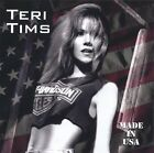 Teri Tims - Made In Usa [CD New]