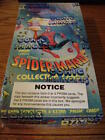 1993 COMIC IMAGES SPIDERMAN 30TH ANNIVERSARY BOX COLLECTOR CARDS 48 CT