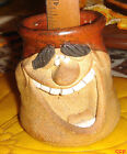 VTG ANTHROPOMORPHIC FUNKY FACE STUDIO ARTS THROWN POTTERY COFFEE MUG BEER STEIN
