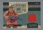 BLAKE GRIFFIN 2009-10 TIMELESS TREASURES NBA APPRENTICE RC AUTO JERSEY #17 50