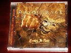 Masquerage: Breaking The Masks CD 2016  Stormspell Records USA SSR-DL-183 NEW