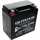 Battery for 2003 - 2012 Honda VTX1300C, R, S, Retro 1300 CC