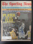 Michael Jordan Signed The Sporting News Cover Autograph Auto PSA DNA AB04060