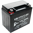 Battery for 2008 - 2011 Suzuki SV650, S 650 CC