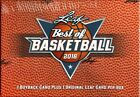 2016 LEAF BEST OF BASKETBALL BOX