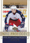 Rick Nash Cards, Rookie Cards and Autographed Memorabilia Guide 30