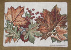 Festival of Leaves Autumn Fall Tapestry Placemat