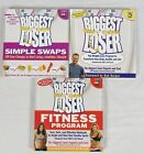 The Biggest Loser The Weight Loss Program set of 3 Books