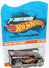 Hot Wheels Limited Edition 2014 Mexico Convention Drag Delivery