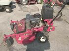 USED WORLD LAWN 36 COMMERCIAL WALK BEHIND 5 SPEED