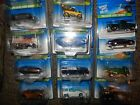 Hot Wheels Treasure Hunt Lot 123 total 1996 2006