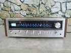 PIONEER SX 434 VINTAGE STEREO RECEIVER VGC ALL WORKS BUT HAS LIGHT ISSUE READ ON