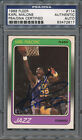 1988 89 Fleer #114 Karl Malone PSA DNA Certified Authentic Auto Autograph *2817
