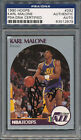 1990 91 Hoops #292 Karl Malone PSA DNA Certified Authentic Auto Autograph *2879