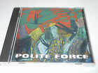 Polite Force - Canterbury Knights (CD 1997) RARE
